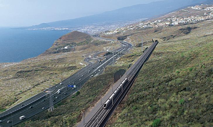 Tren de Tenerife